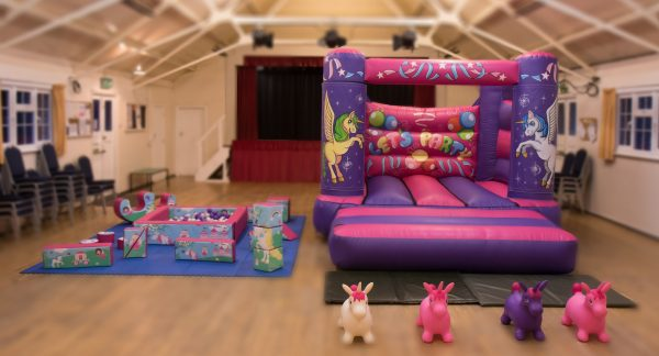 Unicorn Soft Play Package