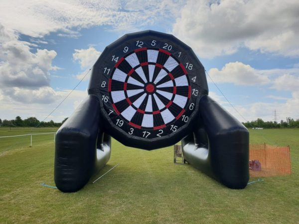 Giant Inflatable Football Darts