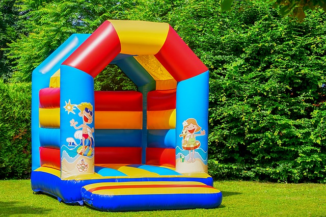 Bouncy Castle Hire in Romford, Essex - Jolly Kids Castles