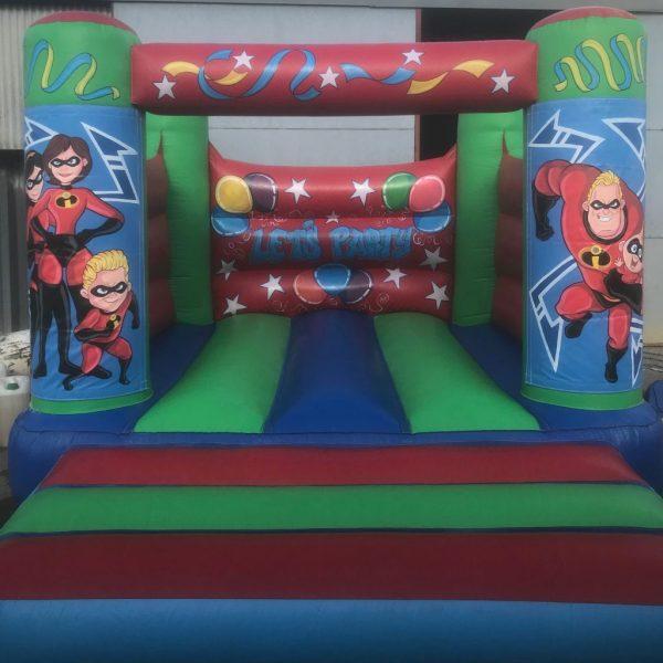 The Incredibles Velcro Castle