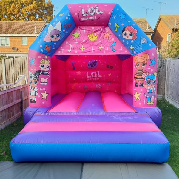 LOL Bouncy Castle 2