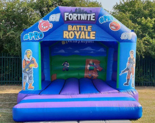 Fortnite Castle