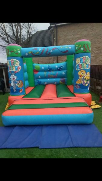 Easter Bouncy Castle