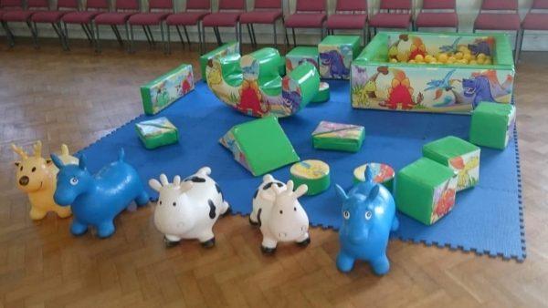 Dinosaurs Soft Play Set