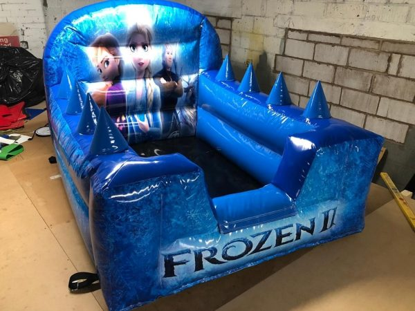 Frozen 2 Inflatable Ball Pit