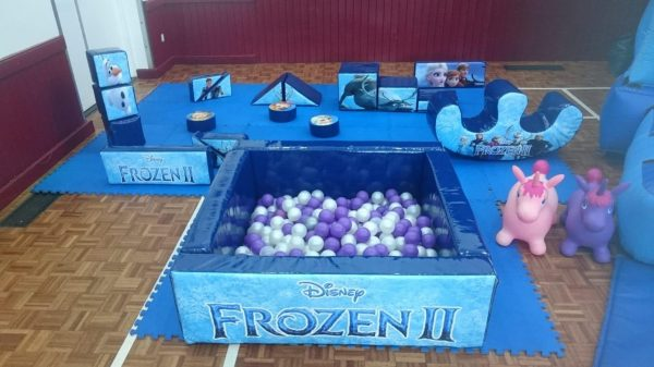 Frozen 2 Soft Play Set & Ball Pool