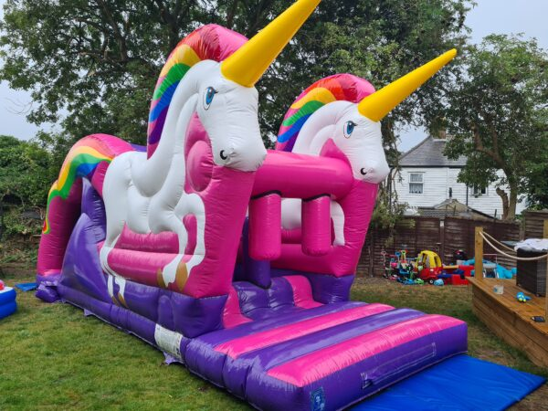 Ultimate Unicorn Obstacle Course