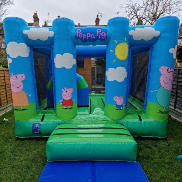 Peppa Pig Activity Castle